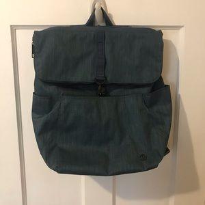 Lululemon Rise & Shine Backpack Astro Blue